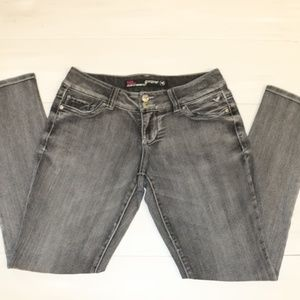 Grace Lowrise Curvy Skinny Jeans for Juniors